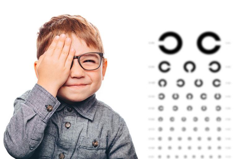 Childrens Eye Exams Mt Annan