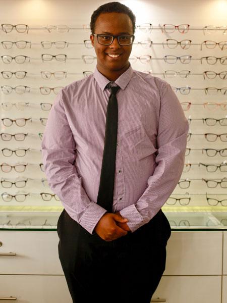 Mahamed Hussein Mt Annan Eyecare