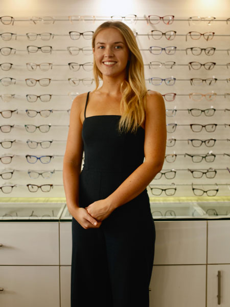 Mellisa Ward Mt Annan Eyecare