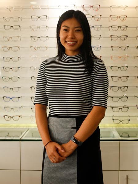 Vivian Phan Mt Annan Eyecare