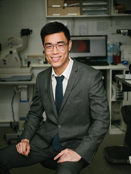 Kevin Trac Optometrist